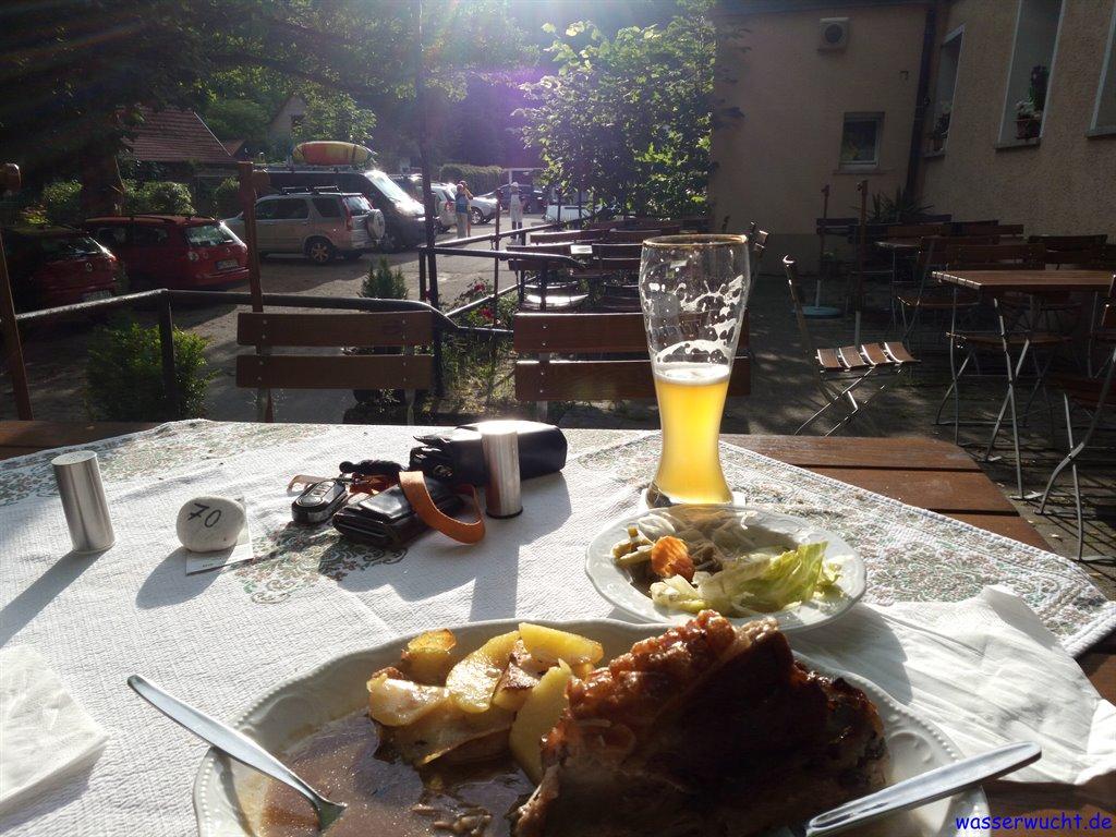 Fränkische Gastlichkeit
